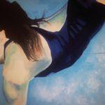 Detail aus der Arbeit von Mirja Beste (work in progress)