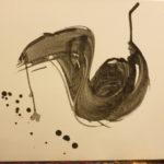 Martina Wick - Eitempera/Papier - 30 x 40 cm